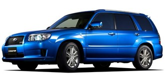 Forester 2 (2002 - 2008)