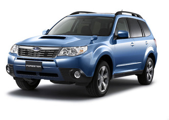 Forester 3 (2008 - 2013)